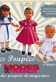 Livres Couvertures de Poupées modes & travaux depuis 1951