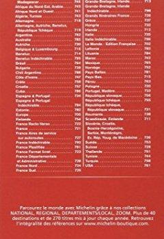 Livres Couvertures de Carte NATIONAL Thaïlande