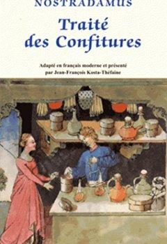 Livres Couvertures de Traité des confitures