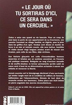 Livres Couvertures de Jamais soumise - 20 ans dans l'enfer de l'obscurantisme