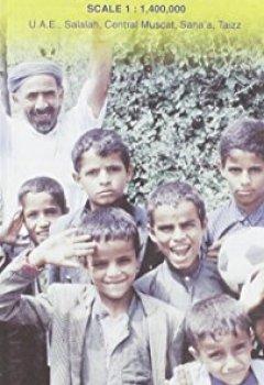 Livres Couvertures de Carte routiere - Oman & Yemen 1/1400000