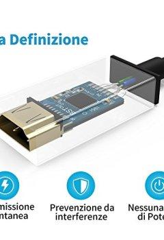 Livres Couvertures de Adaptateur MiniDisplayPort vers HDMI - [Très mince, Extrêmement durable] -