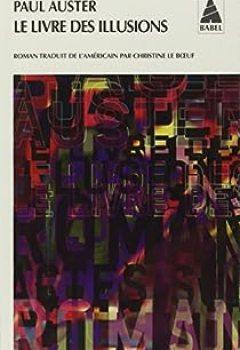 Livres Couvertures de Le Livre des illusions