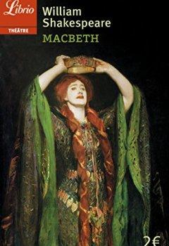 Livres Couvertures de Macbeth