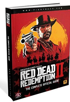 Livres Couvertures de Red Dead Redemption 2: The Complete Official Guide Standard Edition