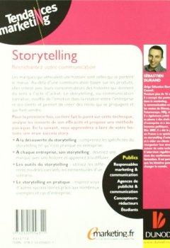 Livres Couvertures de Storytelling - Réenchantez votre communication