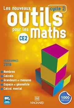 Livres Couvertures de Les nouveaux outils pour les maths CE2