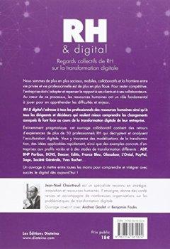 Livres Couvertures de RH & Digital : Regards collectifs de RH sur la transformation digitale