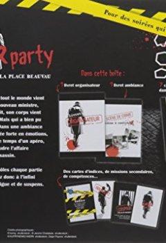 Livres Couvertures de Murder party