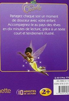 Livres Couvertures de La fée Clochette