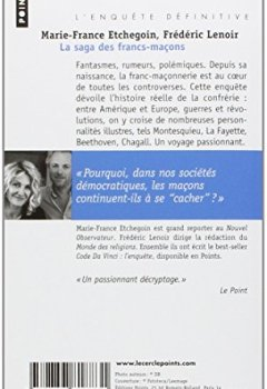 Livres Couvertures de La Saga des francs-maçons