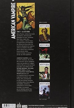 Livres Couvertures de American Vampire tome 5