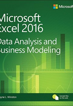 Livres Couvertures de Microsoft Excel Data Analysis and Business Modeling