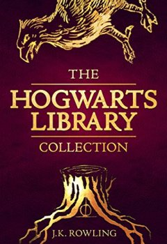 Livres Couvertures de The Hogwarts Library Collection