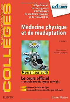 Livres Couvertures de Médecine physique et de réadaptation: Réussir les ECNi