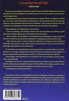 Livres Couvertures de Les neuf portes de l'ame l'enneagramme