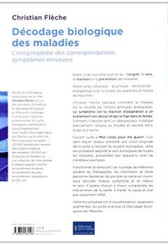 Livres Couvertures de Décodage biologique des maladies : L'encyclopédie des correspondances symptômes-émotions