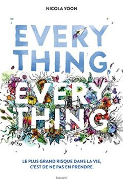 Bayard Jeunesse - Everything, Everything - Couverture du film 2019