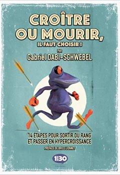 Livres Couvertures de Croitre Ou Mourir, Il Faut Choisir ! 14 Etapes pour passer en Hypercroissance.