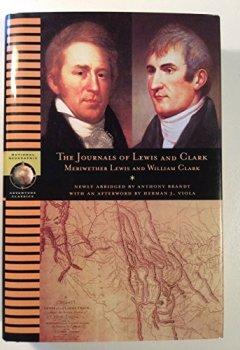 Buchdeckel von Journals of Lewis & Clark SPEC HC (National Geographic Adventure Classics)
