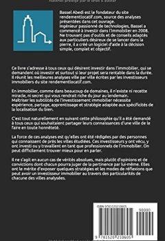 Livres Couvertures de Immobilier locatif en France: Analyse de villes & conseils pour investir