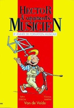 Livres Couvertures de Hector, l'apprenti musicien - 2e année de formation musicale