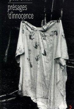Livres Couvertures de Présages d'innocence : Edition bilingue français-anglais