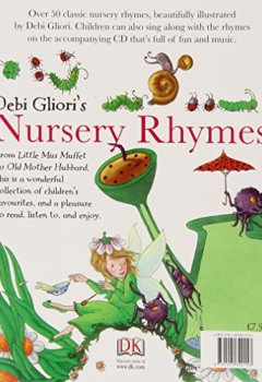 Livres Couvertures de Nursery Rhymes: Book & CD