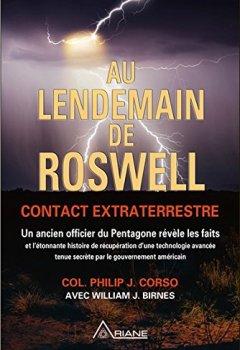 Livres Couvertures de Au lendemain de Roswell - Contact extraterrestre