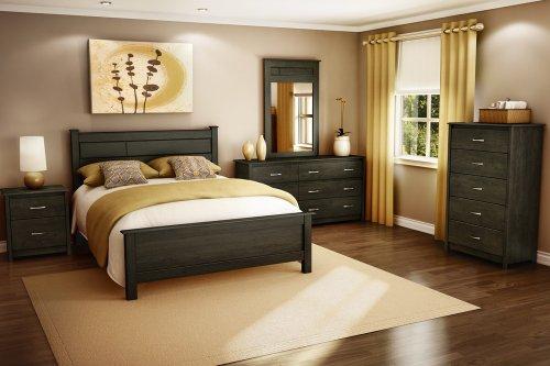 Image of Kids Bedroom Furniture Set - Vendome - South Shore Furniture - 3887-BSET (3887-BSET)