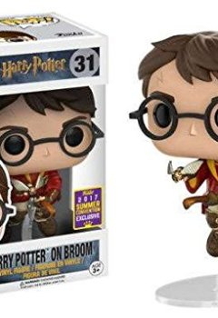 Livres Couvertures de FUNKO - Figurine POP Harry Potter on Broom (SDCC 2017 Exclusive)