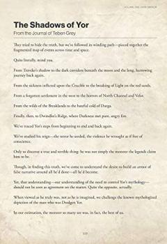 Livres Couvertures de Destiny: Grimoire Anthology - Dark Mirror (Volume 1)