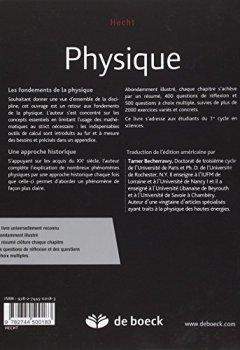 Livres Couvertures de Physique