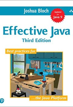 Livres Couvertures de Effective Java