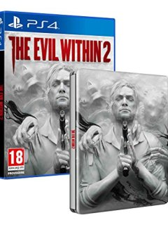 Livres Couvertures de The Evil Within 2 + steelbook