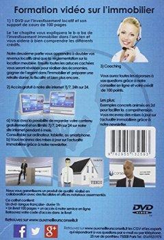 Livres Couvertures de INVESTISSEMENT LOCATIF : Livre+1DVD de Formation, Comment gagner de l'argent dans l'immobilier