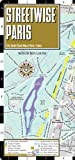 Streetwise Paris Map - Laminated City Center Street Map of Paris, France