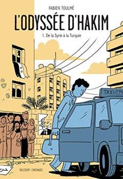 Livres Couvertures de Odyssée d'Hakim T01. De la Syrie à la Turquie