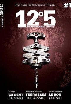 Livres Couvertures de 12°5 des Raisins et des Hommes Numero 1