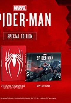 Livres Couvertures de Marvel's Spider-Man - Edition Spéciale