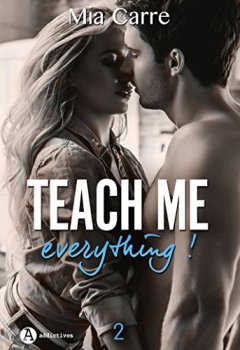 Livres Couvertures de Teach Me Everything - 2