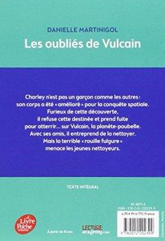 Livres Couvertures de Les oubliés de Vulcain