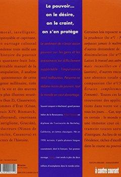 Livres Couvertures de Power les 48 lois du pouvoir