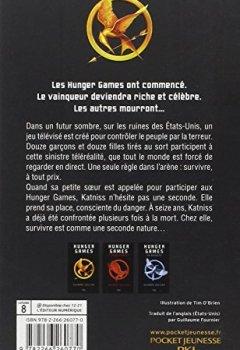 Livres Couvertures de Hunger Games - Tome 1
