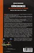 Livres Couvertures de Coïncidences : Nos représentations du hasard