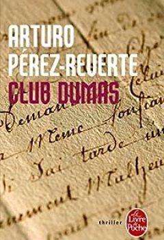 Livres Couvertures de Club Dumas