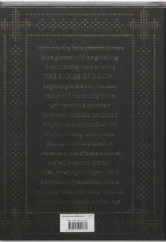Buchdeckel von Empire of Death: A Cultural History of Ossuaries and Charnel Houses