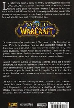 Livres Couvertures de WORLD OF WARCRAFT : LE DEFERLEMENT