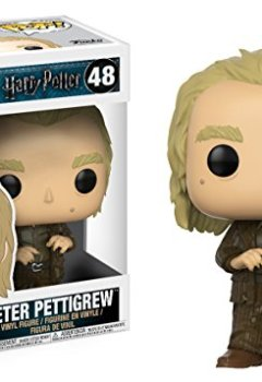 Livres Couvertures de Funko 14946 Figurine POP! Vinyle - Harry Potter - Peter Pettigrew