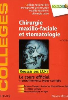 Livres Couvertures de Chirurgie maxillo-faciale et stomatologie: Réussir les ECNi